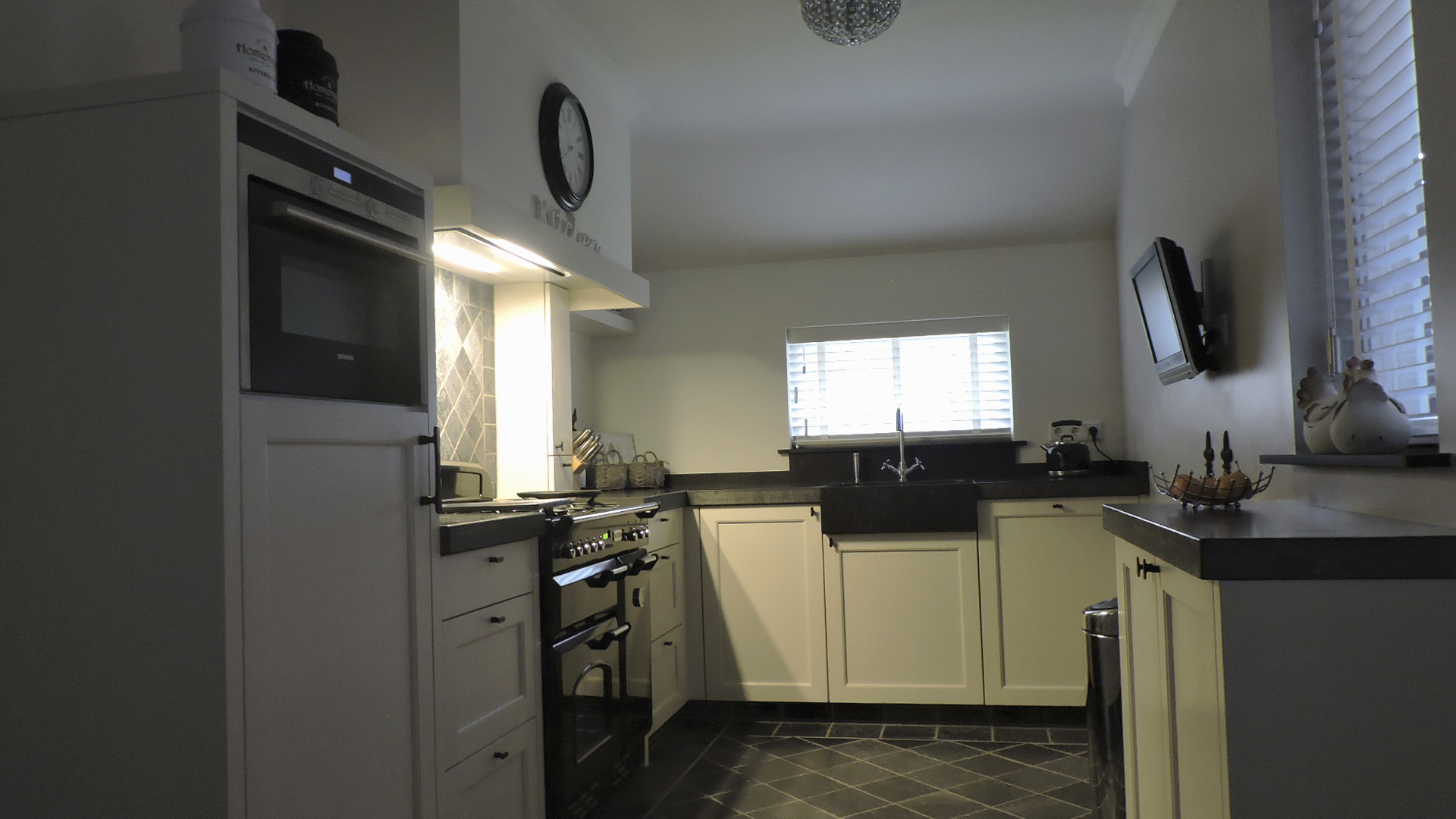 keuken modern wit hout ~ inspiratie het beste interieur, Deco ideeën